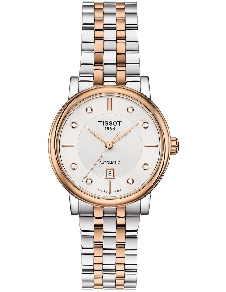 Carson Premium Automatic Lady Watch T122.207.22.036.00 image 1