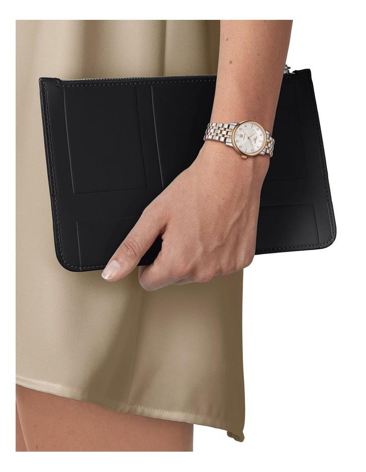 Carson Premium Automatic Lady Watch T122.207.22.036.00 image 2