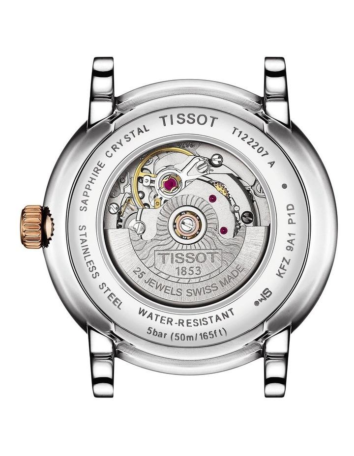 Carson Premium Automatic Lady Watch T122.207.22.036.00 image 4