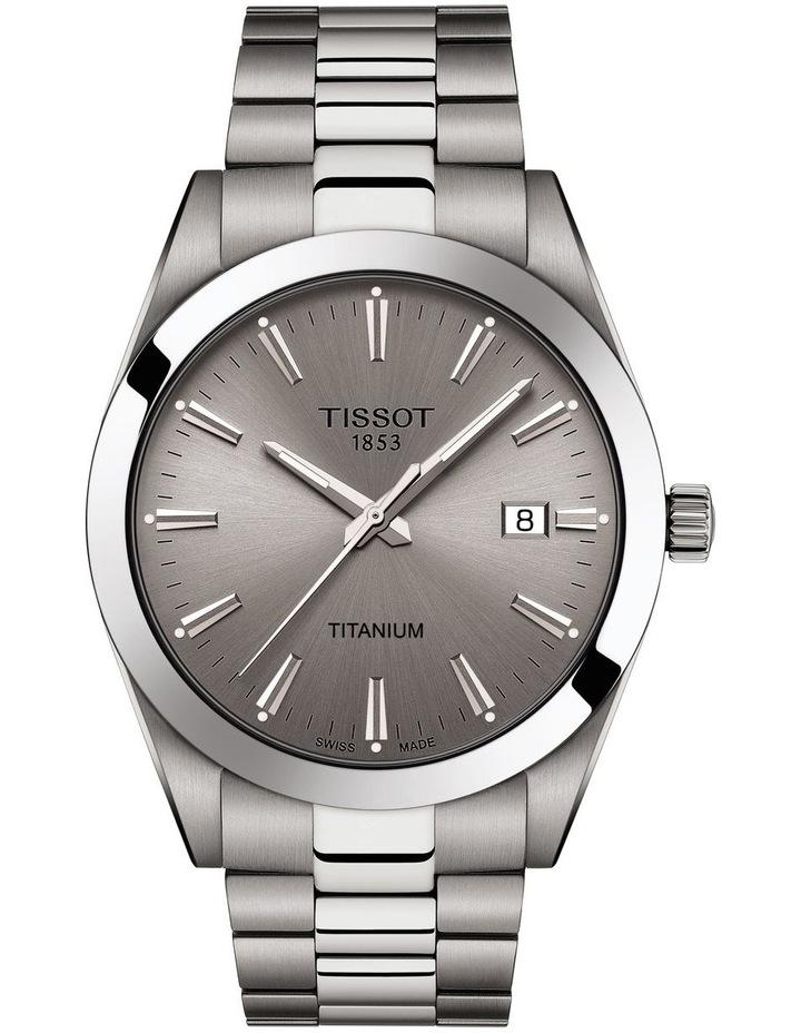 Gentleman Titanium Watch T127.410.44.081.00 image 1