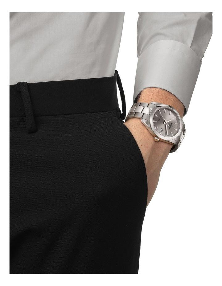 Gentleman Titanium Watch T127.410.44.081.00 image 2