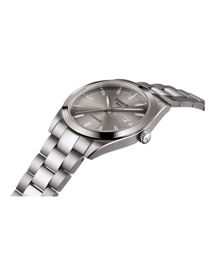 Gentleman Titanium Watch T127.410.44.081.00 image 3