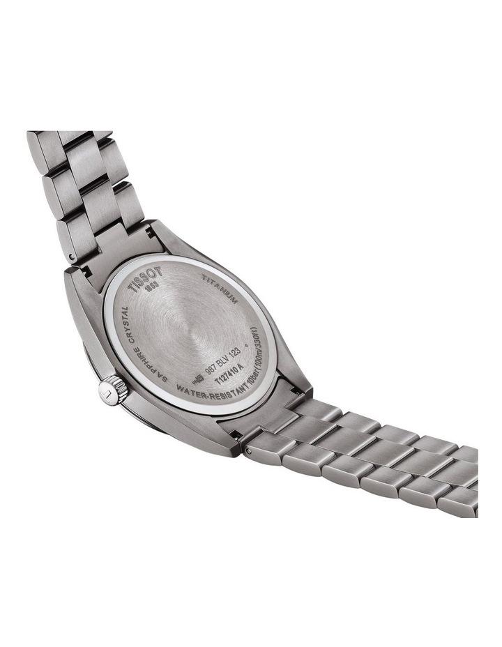 Gentleman Titanium Watch T127.410.44.081.00 image 4