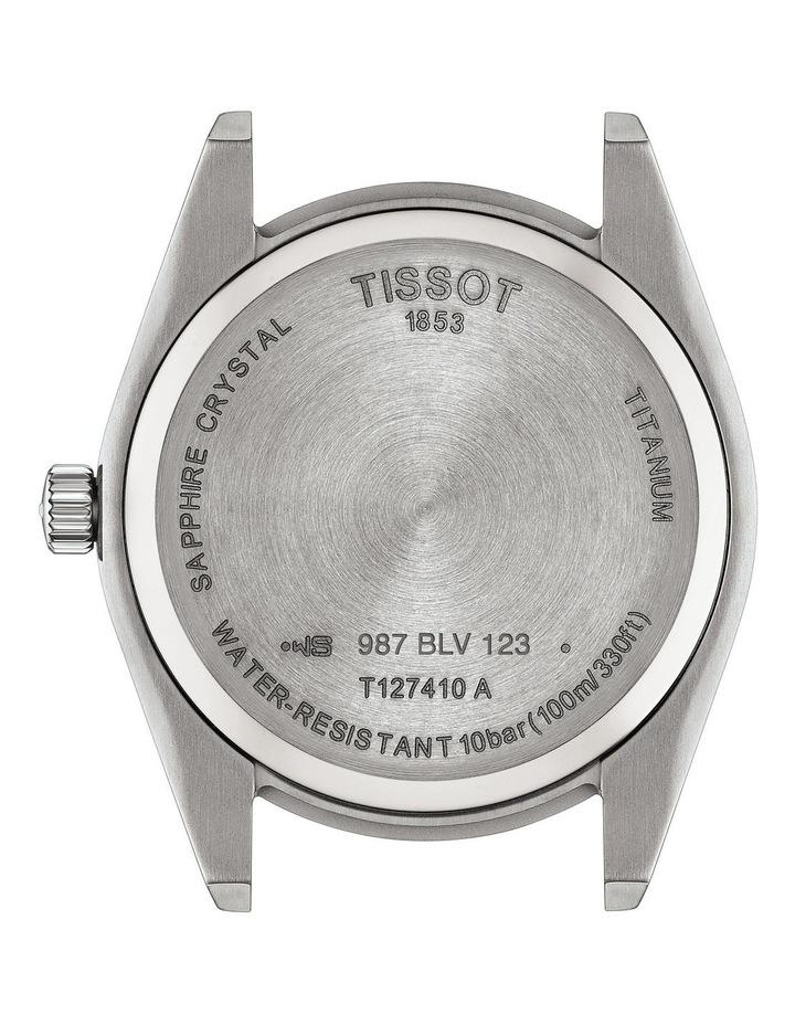 Gentleman Titanium Watch T127.410.44.081.00 image 6