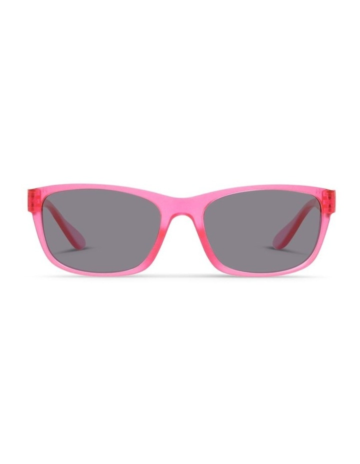 Power Pink UV Protected Sunglasses with Grey Tint image 1