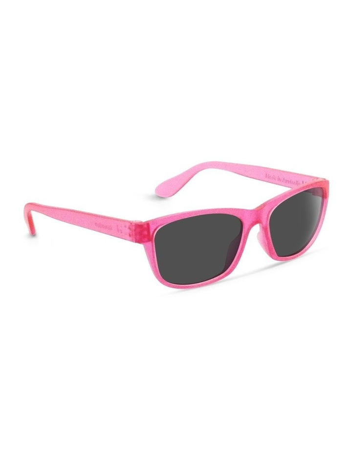 Power Pink UV Protected Sunglasses with Grey Tint image 2