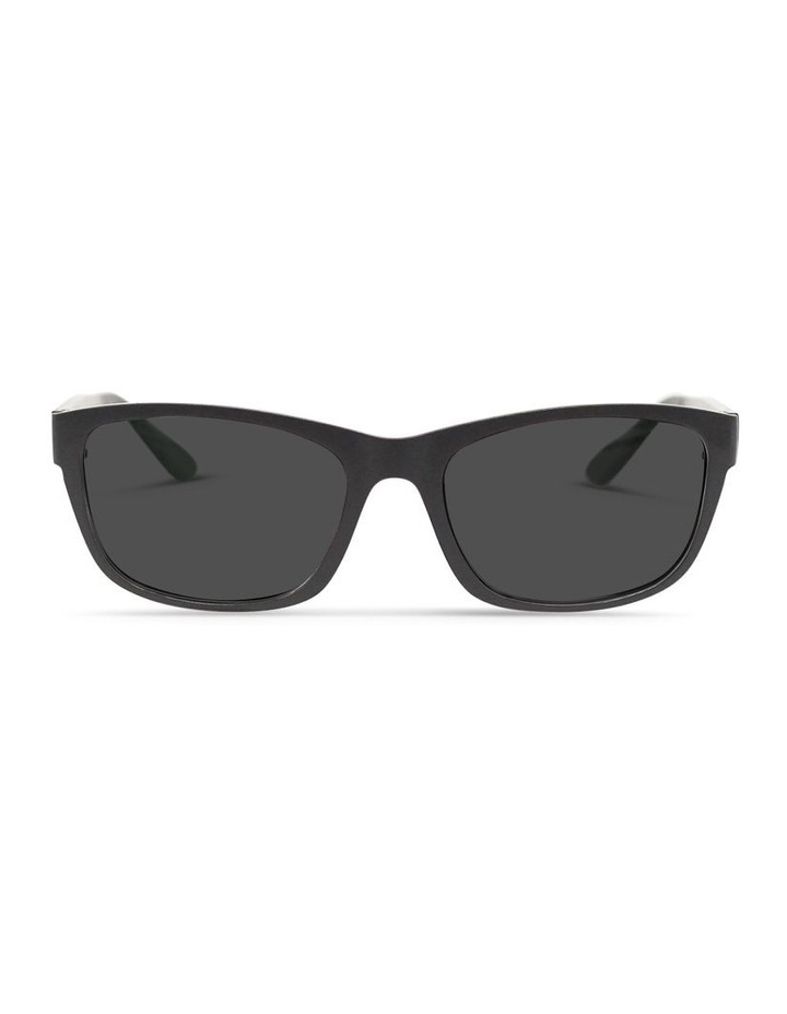 Slate Grey UV Protected Sunglasses with Grey Tint image 1