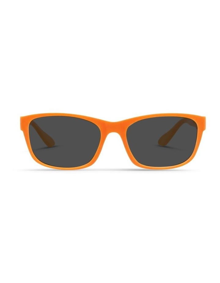 Tangerine UV Protected Sunglasses with Grey Tint image 1