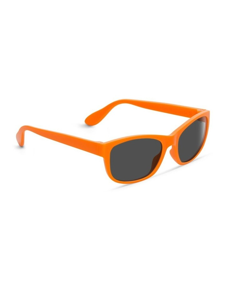 Tangerine UV Protected Sunglasses with Grey Tint image 2