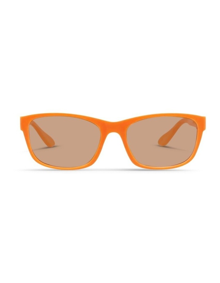 Tangerine UV Protected Sunglasses with Brown Tint image 1