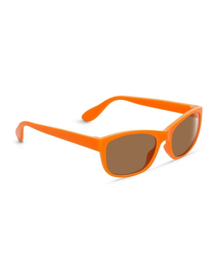 Tangerine UV Protected Sunglasses with Brown Tint image 2
