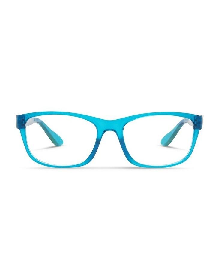 Azure Blue Blue Light Filter Glasses image 1