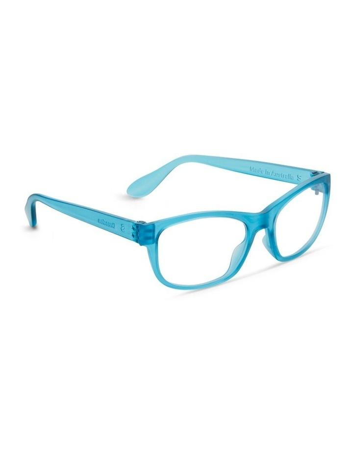 Azure Blue Blue Light Filter Glasses image 2