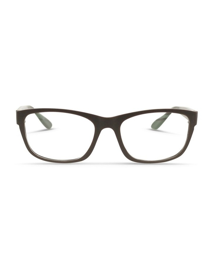 Dark Chocolate Blue Light Filter Glasses image 1