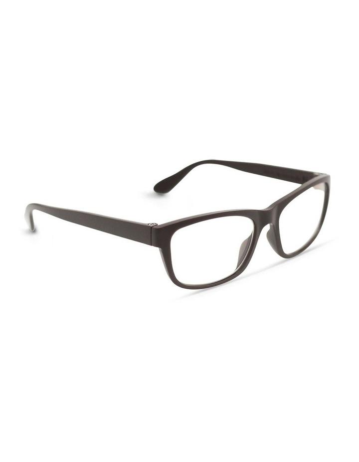Dark Chocolate Blue Light Filter Glasses image 2