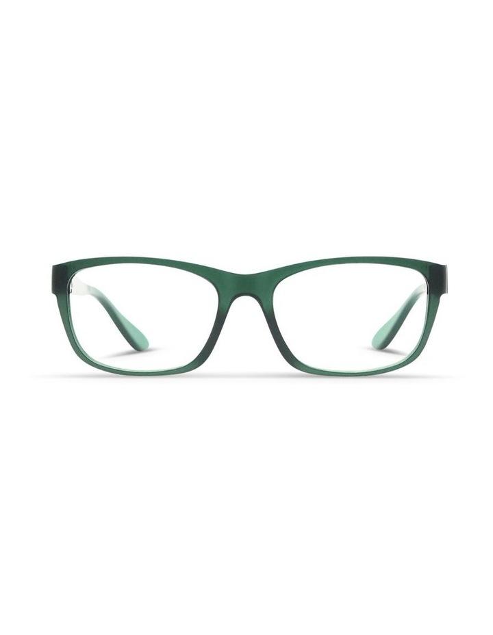 Forest Green Blue Light Filter Glasses image 1