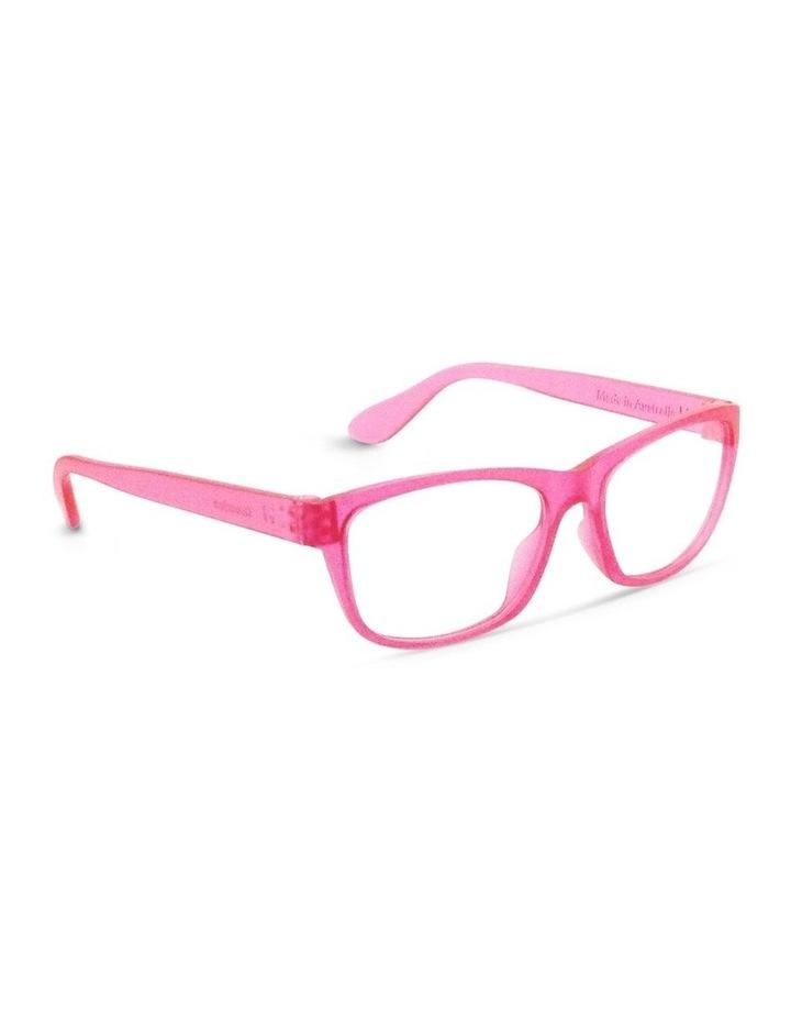 Power Pink Blue Light Filter Glasses image 2