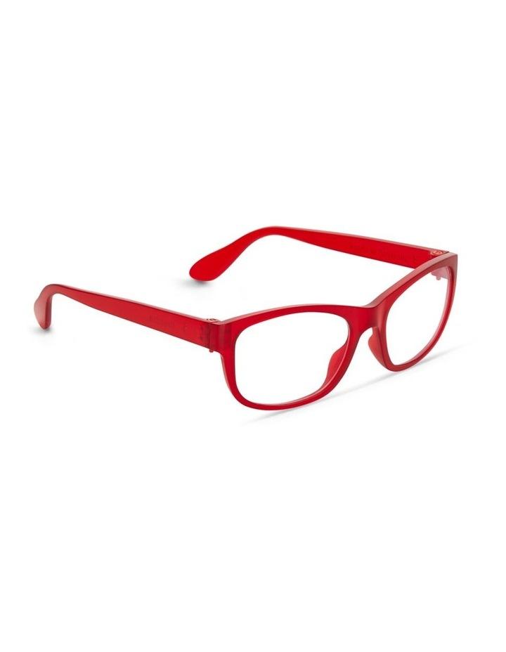 Raspberry Cordial Blue Light Filter Glasses image 2
