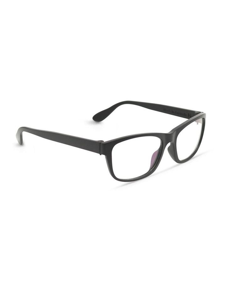 Slate Grey Blue Light Filter Glasses image 2