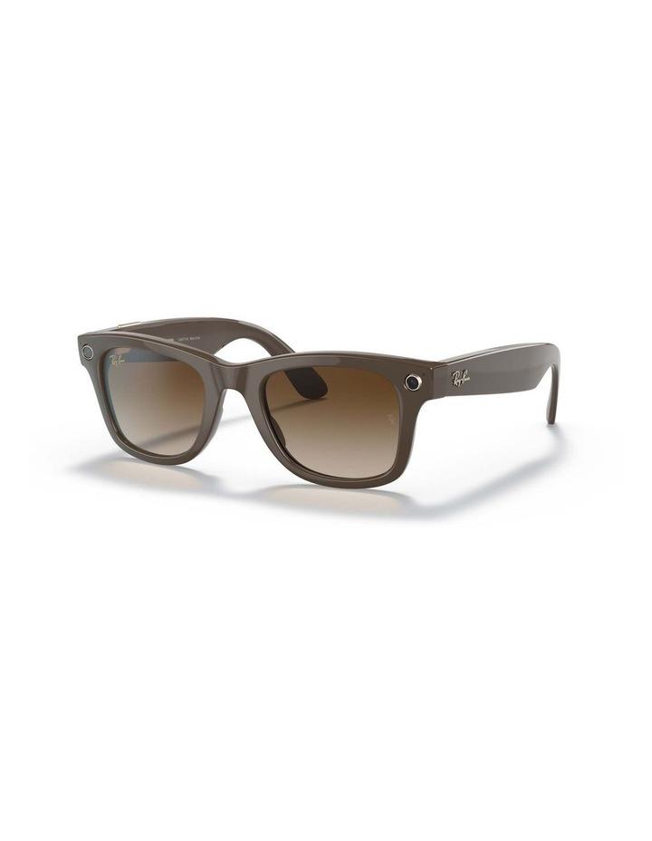 RAY-BAN STORIES WAYFARER Smart Glasses image 1