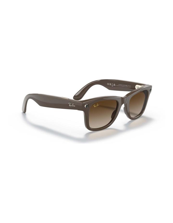 RAY-BAN STORIES WAYFARER Smart Glasses image 4