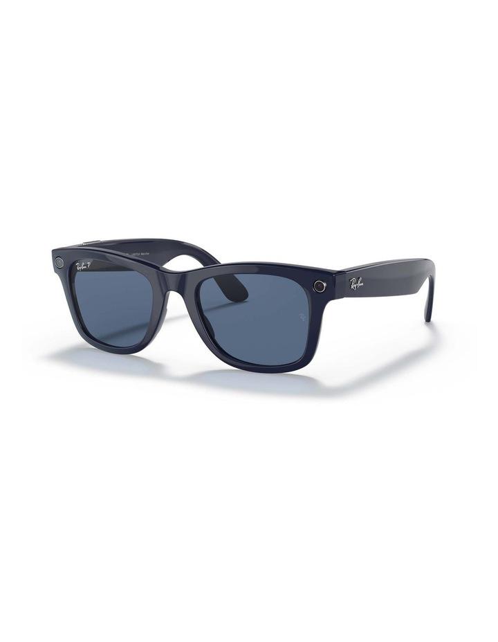 RAY-BAN STORIES WAYFARER LARGE Smart Glasses image 1