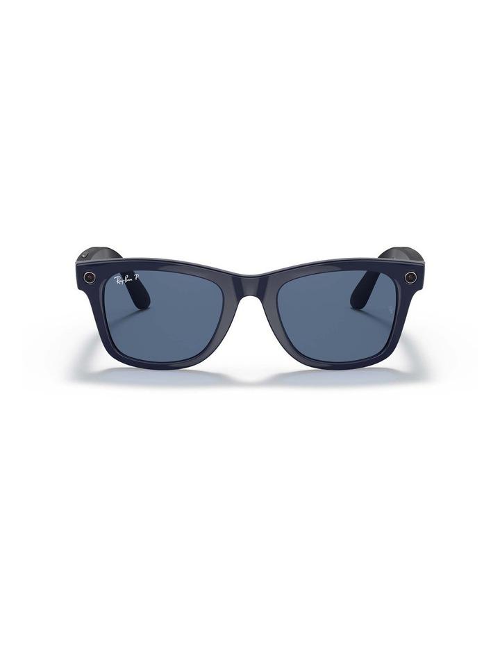 RAY-BAN STORIES WAYFARER LARGE Smart Glasses image 2