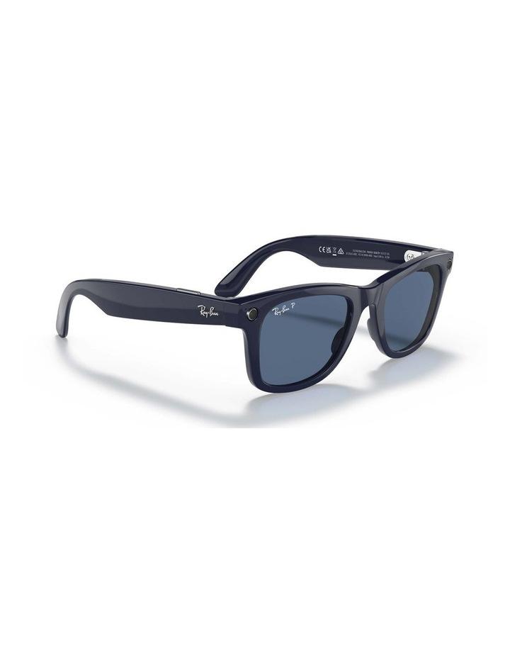 RAY-BAN STORIES WAYFARER LARGE Smart Glasses image 4