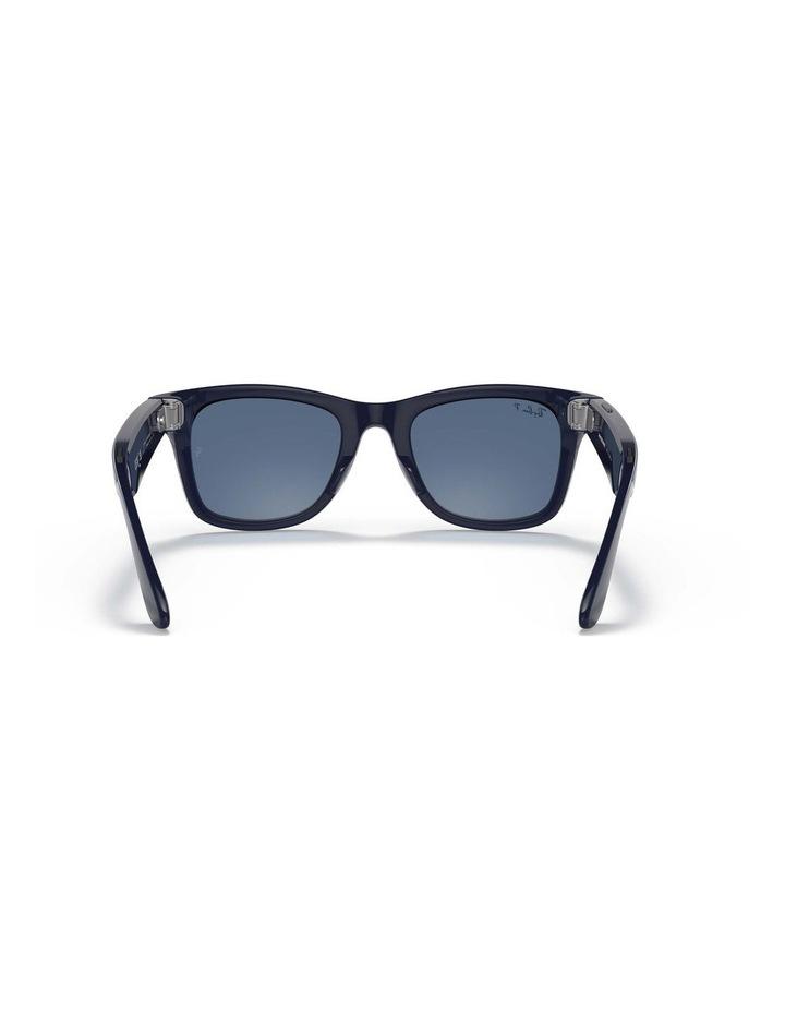 RAY-BAN STORIES WAYFARER LARGE Smart Glasses image 5