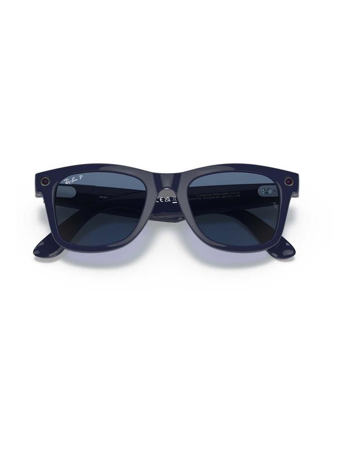 RAY-BAN STORIES WAYFARER LARGE Smart Glasses image 6