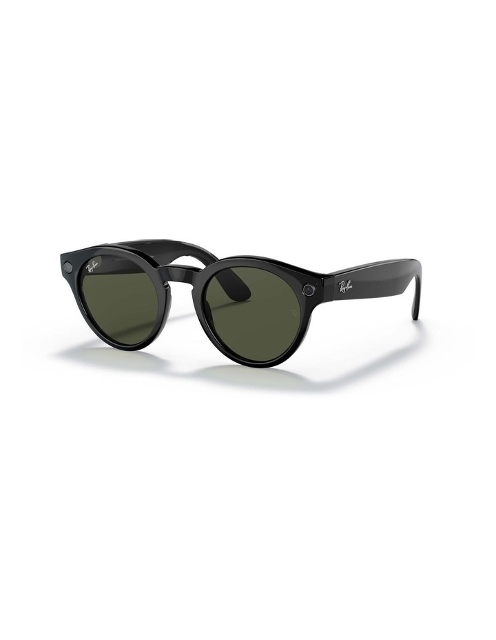 RAY-BAN STORIES ROUND Smart Glasses image 1