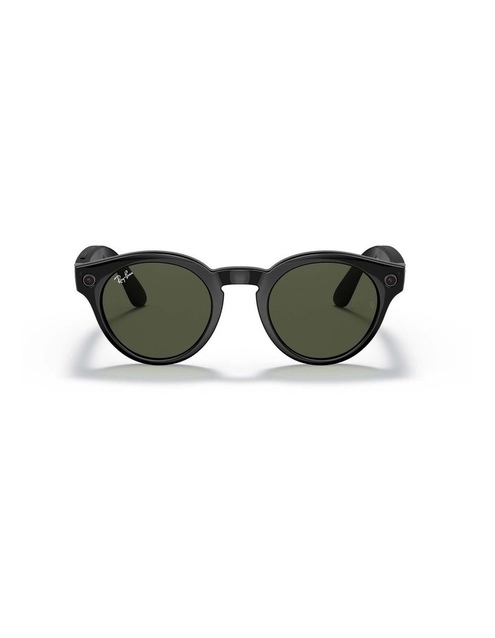 RAY-BAN STORIES ROUND Smart Glasses image 2