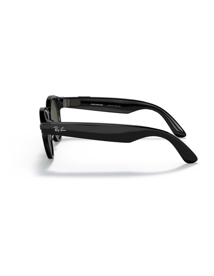 RAY-BAN STORIES ROUND Smart Glasses image 3