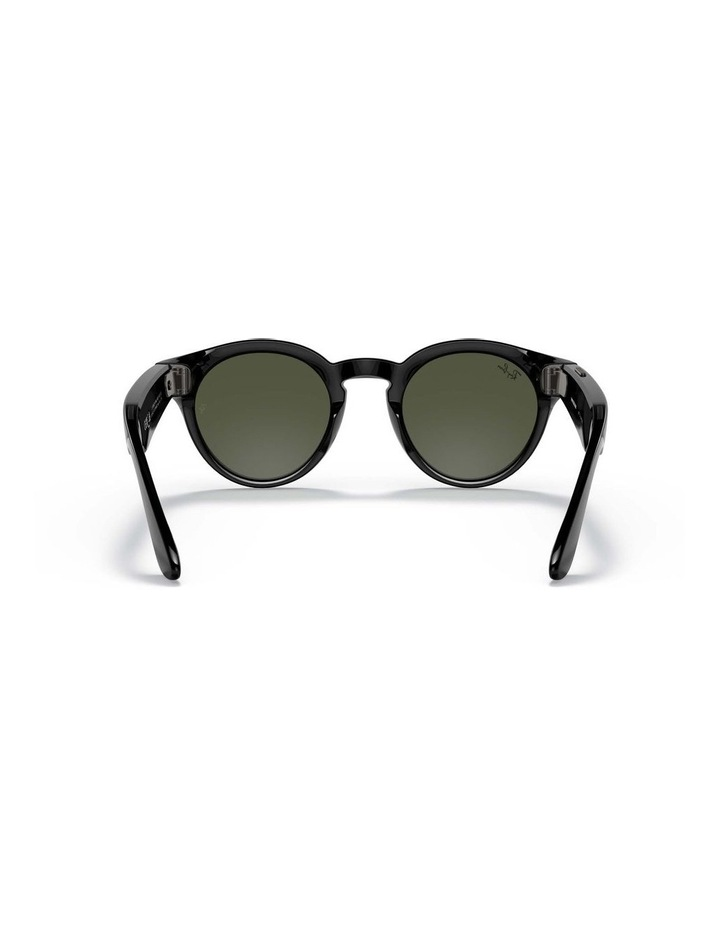 RAY-BAN STORIES ROUND Smart Glasses image 5