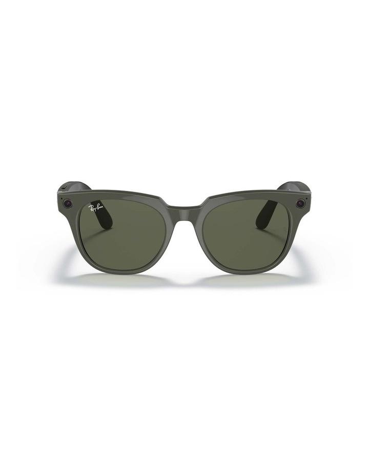 RAY-BAN STORIES METEOR Smart Glasses image 2