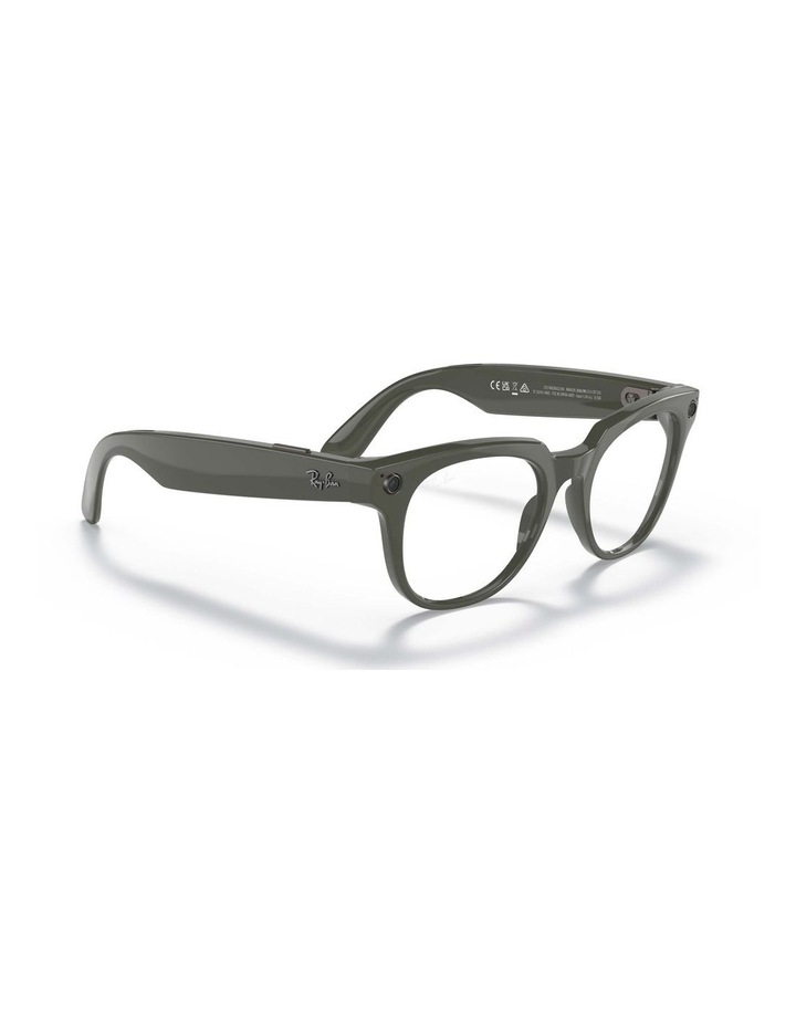 RAY-BAN STORIES METEOR Smart Glasses image 4