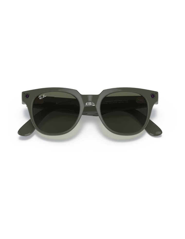 RAY-BAN STORIES METEOR Smart Glasses image 6