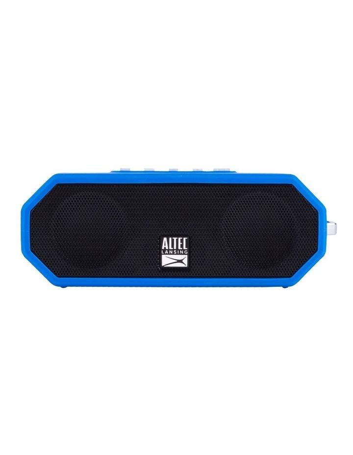 Jacket H20 4 Blue - Everything Proof Rugged & Waterproof Bluetooth Speaker IMW449-RYB image 1