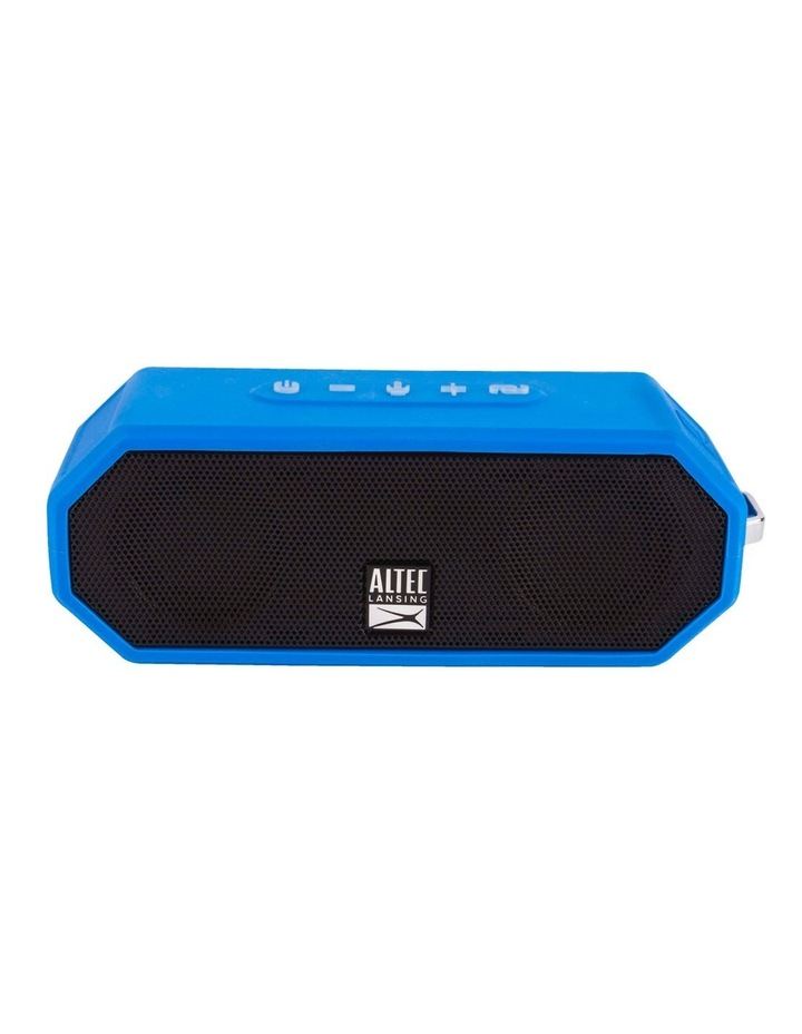 Jacket H20 4 Blue - Everything Proof Rugged & Waterproof Bluetooth Speaker IMW449-RYB image 2