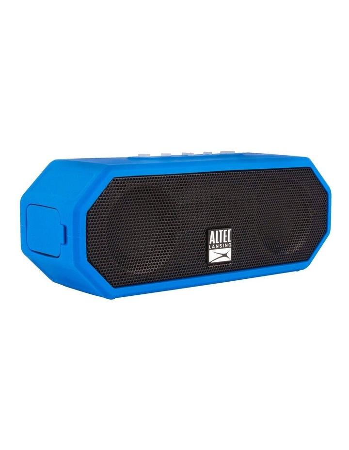 Jacket H20 4 Blue - Everything Proof Rugged & Waterproof Bluetooth Speaker IMW449-RYB image 3