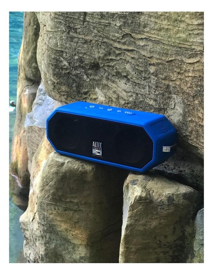Jacket H20 4 Blue - Everything Proof Rugged & Waterproof Bluetooth Speaker IMW449-RYB image 4