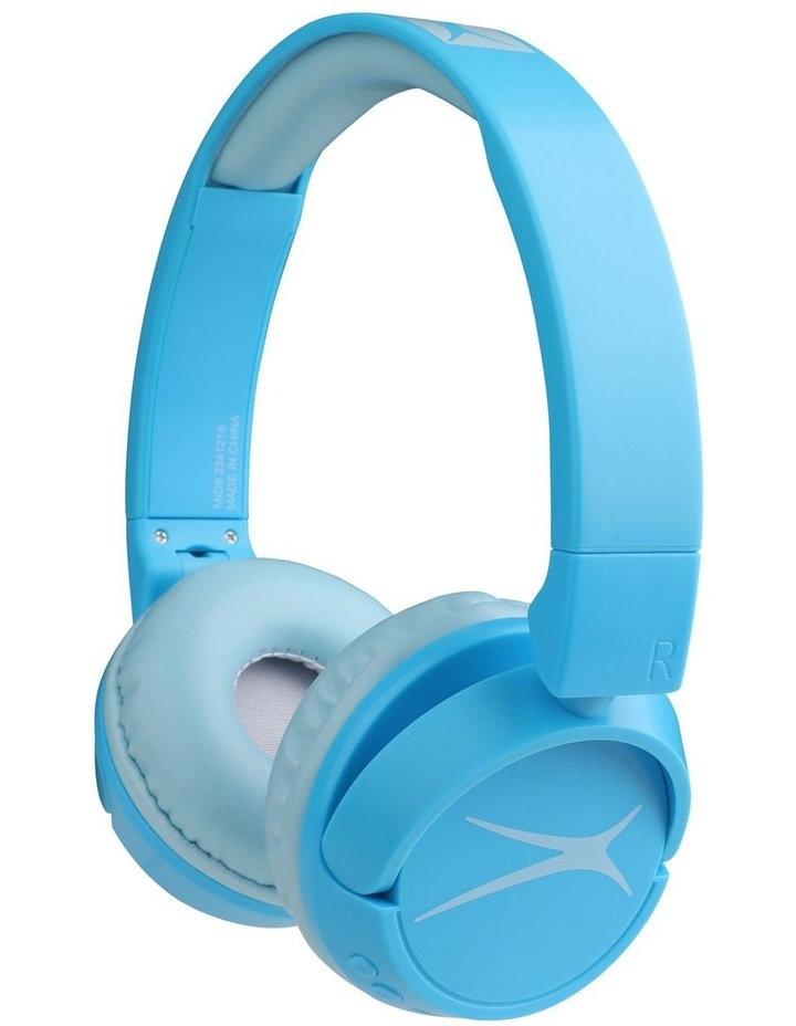 Kids Friendly 2-in1 Volume Limited Bluetooth Headphones MZX250 image 1