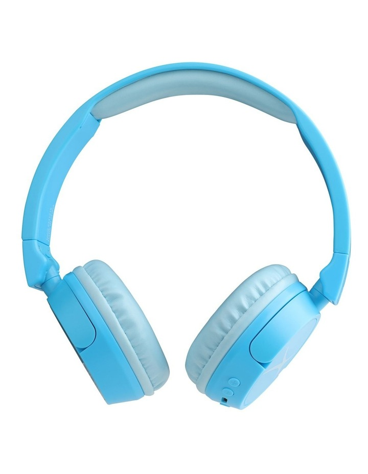 Kids Friendly 2-in1 Volume Limited Bluetooth Headphones MZX250 image 2