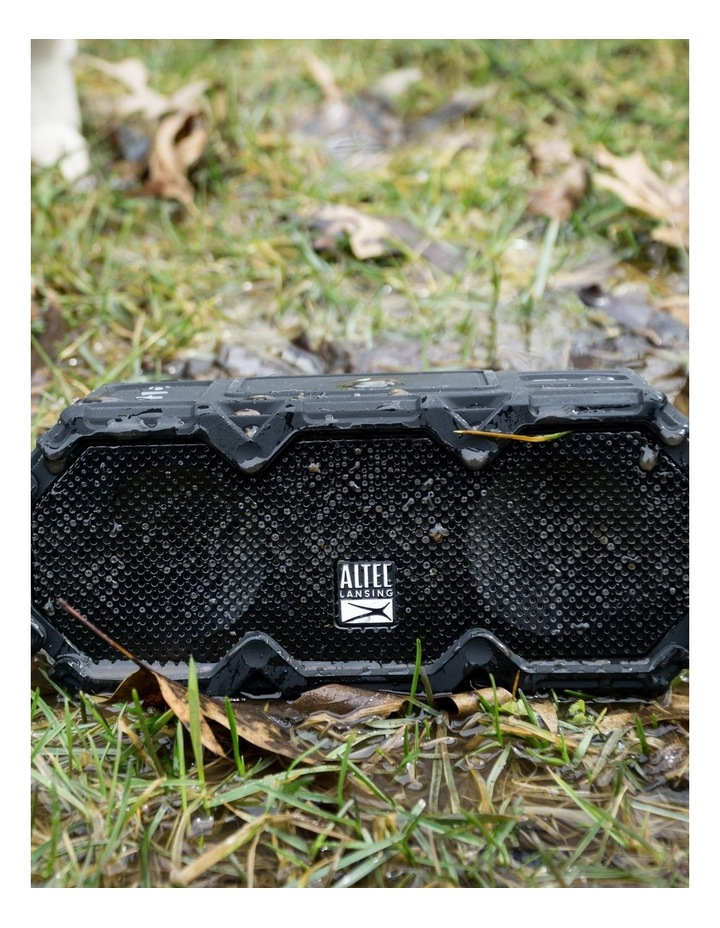 LifeJacket Jolt  - Everything Proof Rugged & Waterproof Bluetooth Speaker image 4