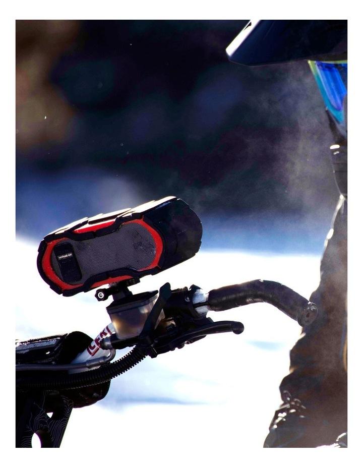Mini H20 3 Aqua Blue - Everything Proof Rugged & Waterproof Bluetooth Speaker image 4