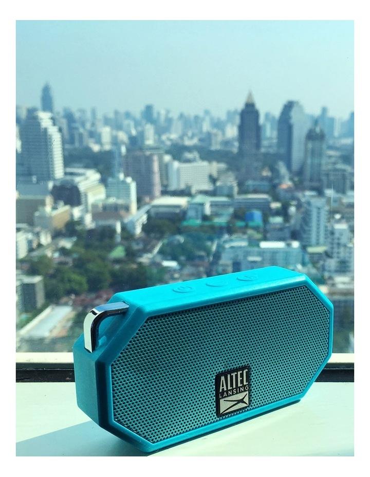 Mini H20 3 Aqua Blue - Everything Proof Rugged & Waterproof Bluetooth Speaker image 5
