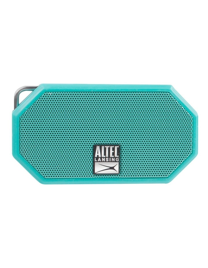 Mini H20 3 Mint Green - Everything Proof Rugged & Waterproof Bluetooth Speaker IMW258-MT image 1