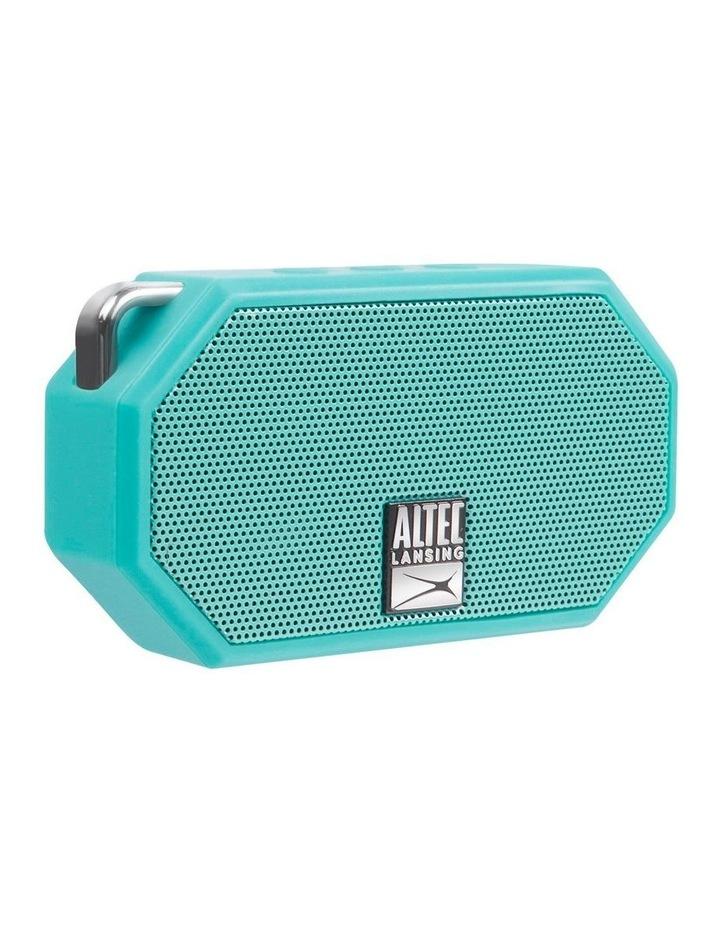 Mini H20 3 Mint Green - Everything Proof Rugged & Waterproof Bluetooth Speaker IMW258-MT image 2