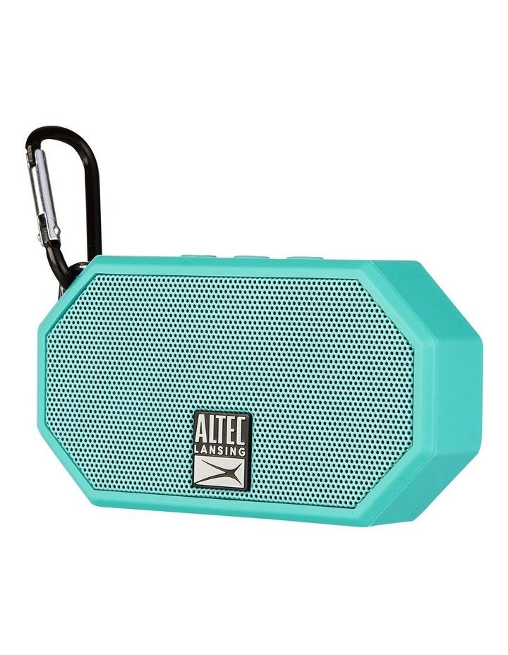 Mini H20 3 Mint Green - Everything Proof Rugged & Waterproof Bluetooth Speaker IMW258-MT image 3