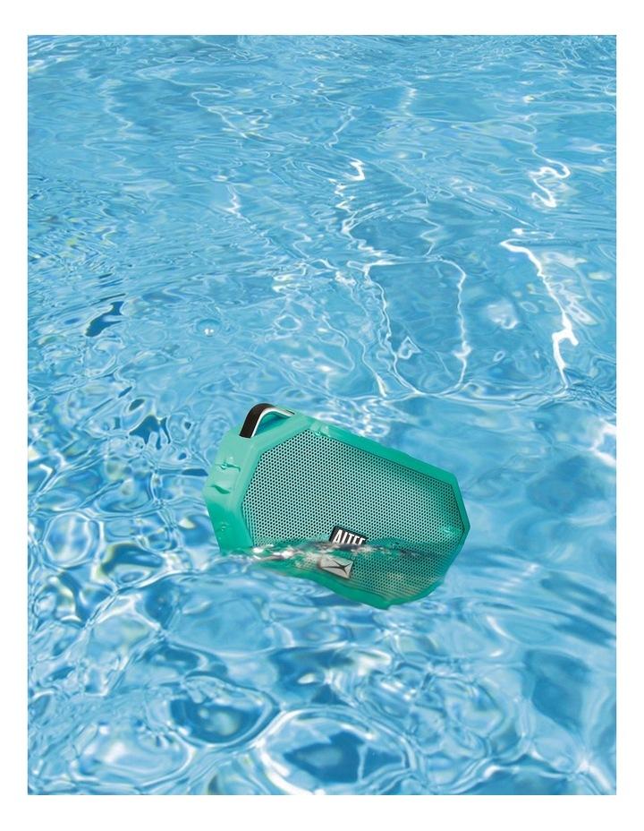 Mini H20 3 Mint Green - Everything Proof Rugged & Waterproof Bluetooth Speaker IMW258-MT image 5